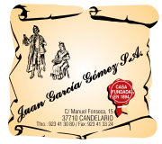 Juan García Gomez – Candelario